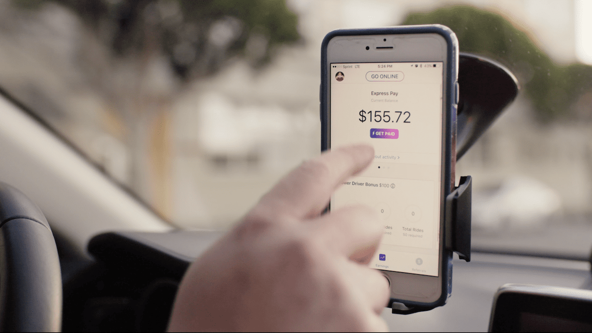 Stripe Newsroom: Lyft optimizes the driver experience with Stripe