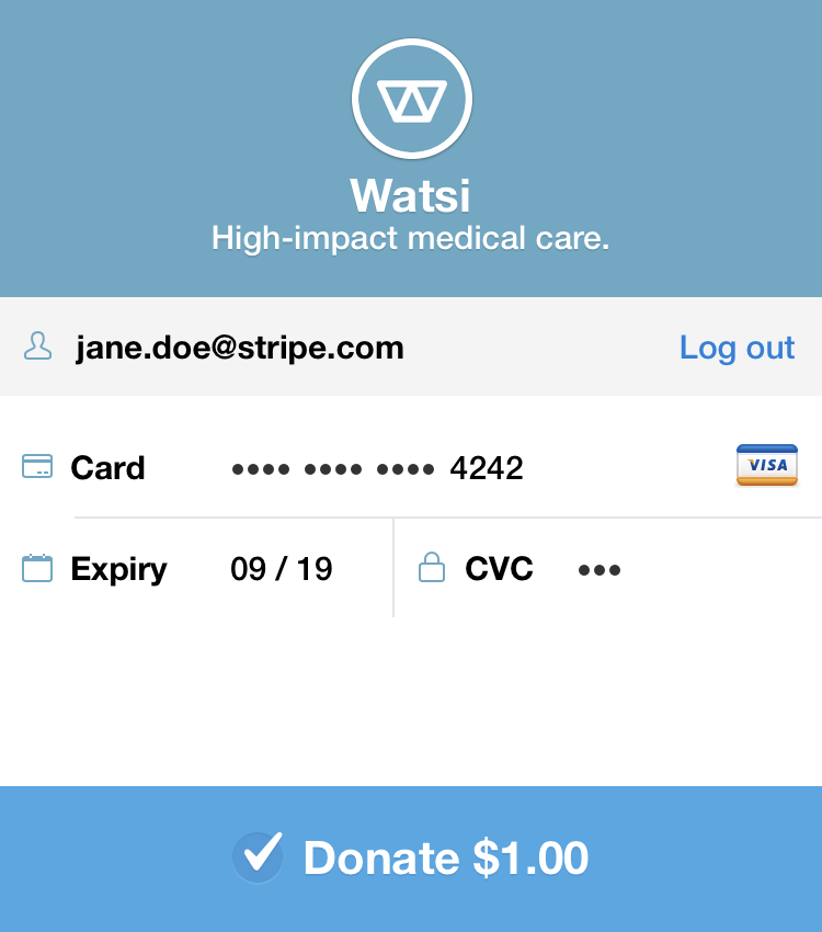 Stripe Payments: Features | Singapore